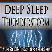 Deep Sleep Thunderstorm: Sleep Sounds of Nature for R.E.M. Sleep by Steven Current