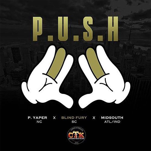 P.U.S.H (feat. Blind Fury) by Mid South
