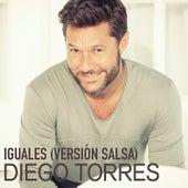 Iguales (Versión Salsa) by Diego Torres
