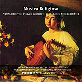 Musica Religiosa (Vivaldi Ostro Picta) by Pieter Jan Leusink, The Bach Orchestra of the Netherlands, Olga Zinovieva and Sytse Buwalda