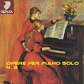 Opere per piano solo No. 3 by Various Artists