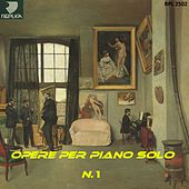 Opere per piano solo No. 1 by Various Artists