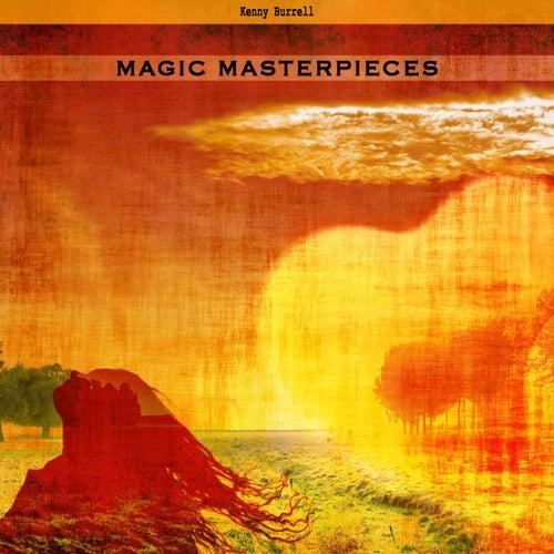 Magic Masterpieces von Kenny Burrell
