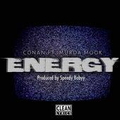 Energy (feat. Murda Mook) - Single by Conan
