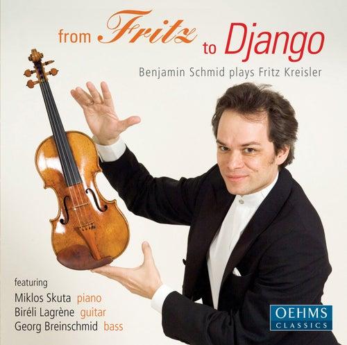 From Fritz to Django by Benjamin Schmid