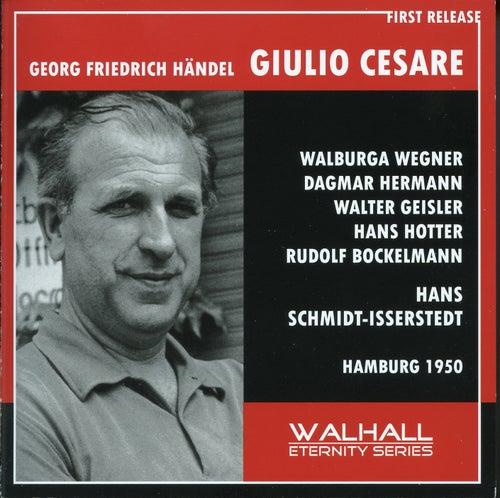 Handel: Giulio Cesare by Hans Hotter
