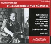 Die Meistersinger von Nurnberg (The Mastersingers of Nuremberg) by Josef Herrmann