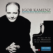 Beethoven: Piano Sonatas by Igor Kamenz
