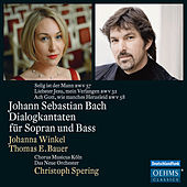 J.S. Bach: Dialogkantaten für Sopran und Bass by Various Artists