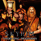 Skyrim Tavern Song - Dragonborn by Jeff Winner