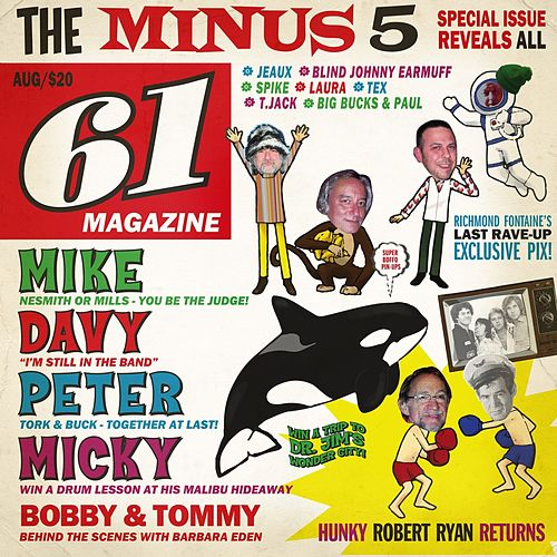 Micky's A Cool Drummer by The Minus 5