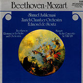 Beethoven & Mozart: Works for Violin & Orchestra by Shmuel Ashkenasi