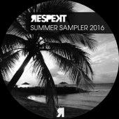 Respekt Summer Sampler 2016 - EP by Various Artists