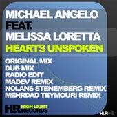 Hearts Unspoken (feat. Melissa Loretta) by Michael Angelo
