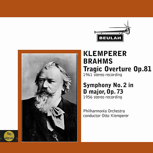 Klemperer Conducts Brahms von Otto Klemperer