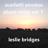 Scarlatti Sonatas Piano Solos, Vol. 1 by Leslie Bridges