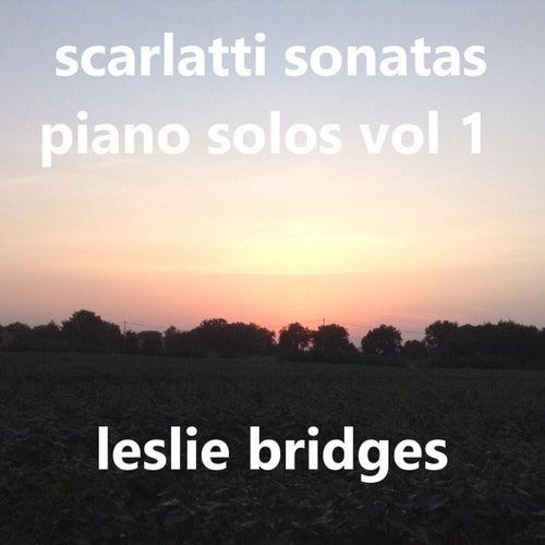 Scarlatti Sonatas Piano Solos, Vol. 1 by Leslie Bridges