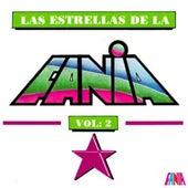 Las Estrellas De La Fania (Vol. 2) by Various Artists