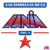 Las Estrellas De La Fania (Vol. 4) by Various Artists