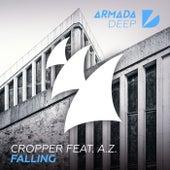 Falling by Cropper