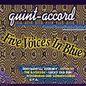 Five Voices in Blue by Quint Accord