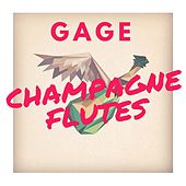 Champagne Flutes by Gage