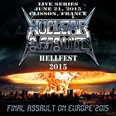 Live in Clisson, France by Nuclear Assault