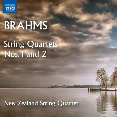 Brahms: String Quartets Nos. 1 & 2 by New Zealand String Quartet