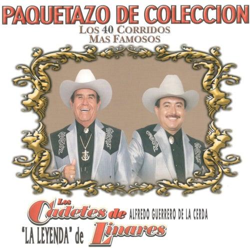 Los 40 Corridos Mas Famosos by Los Cadetes De Linares