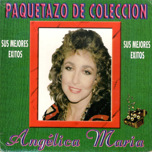 Paquetazo De Coleccion by Angelica Maria