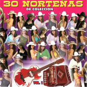 30 Nortenas De Coleccion, Vol. 1 by Various Artists