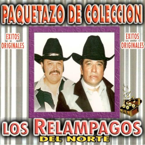 Paquetazo De Coleccion by Los Relampagos Del Norte