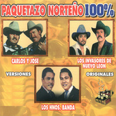 Paquetazo Norteno 100% by Various Artists