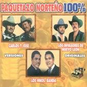 Paquetazo Norteno 100% by Various Artists