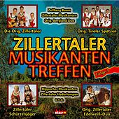 Zillertaler Musikantentreffen - Folge 3 by Various Artists
