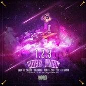 123 Gmix (feat. Yng 3rd, Big Hawk, Bun B, Zro, Lil O & DJ Screw) - Single by Chris Ward
