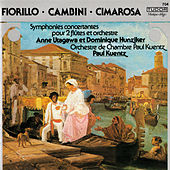 Fiorillo, Cambini & Cimarosa: Works for 2 Flutes & Orchestra by Anne Utagawa