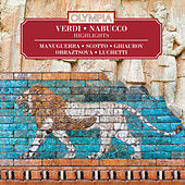 Verdi: Nabucco. Highlights by Various Artists