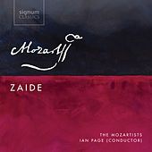 Mozart: Zaide by Various Artists