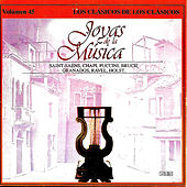 Joyas de la Música, Vol.45 by The Hamburg Symphony Orquestra
