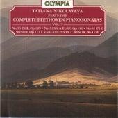 Beethoven: Piano Sonatas Nos. 30 - 32 by Tatiana Nikolayeva