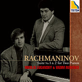 Rachmaninov: Suite No. 1 & 2 for Two Pianos by Vadim Rudenko