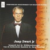 Sympfonische Orgelwerken van Reger & Franck by Jaap Zwart Jr.