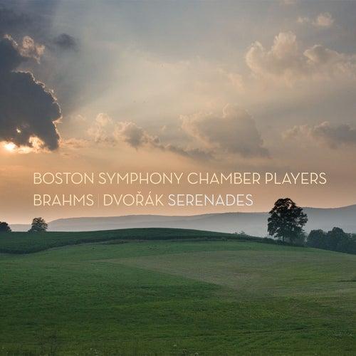 Boston Symphony Chamber Players - Brahms & Dvořák Serenades by Boston Symphony Chamber Players