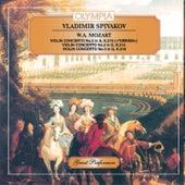 Mozart: Violin Concerto No. 2, 3 & 5 by Vladimir Spivakov