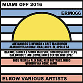 Miami Off 2016 by Various Artists
