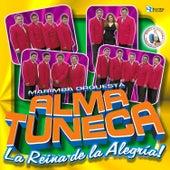 La Reina de la Alegría. Música de Guatemala para los Latinos by Marimba Orquesta Alma Tuneca