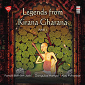 Legends from Kirana Gharana, Vol. 1 by Various Artists