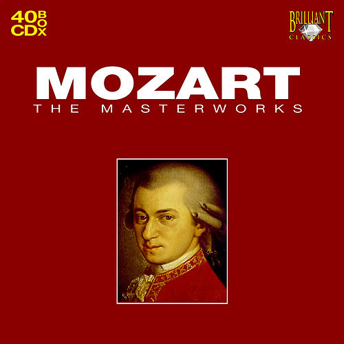 Mozart, The Master Works Part: 7 by Bob Auger
