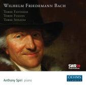 Bach: Three Fantasias - Three Fugues - Three Sonatas by Anthony Spiri